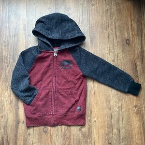 Roots Toddler Original Full Zip Hoody Set